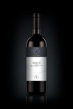"""Vino Rosso Biologico """"Merlot"""" - Toscana - Acquista Online"""