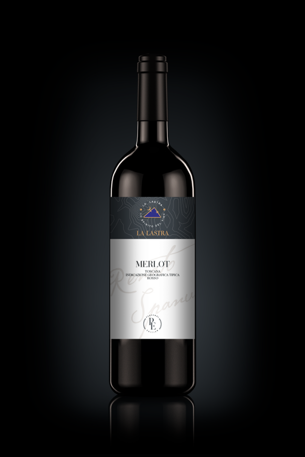 """Organic Red Wine """"Merlot"""" - Tuscany - Buy Online"""