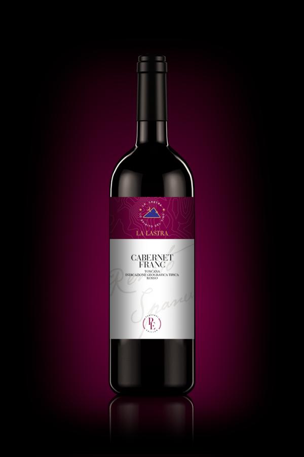 """Vino Rosso Biologico """"Cabernet Franc"""" - Toscana - Compra Online"""