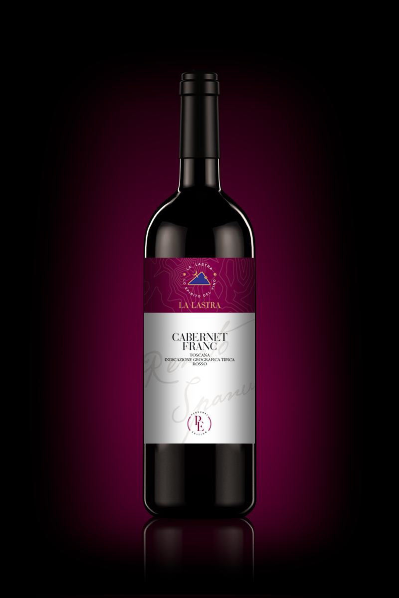 "Organic Red Wine ""Cabernet Franc"" - Tuscany - Buy Online"