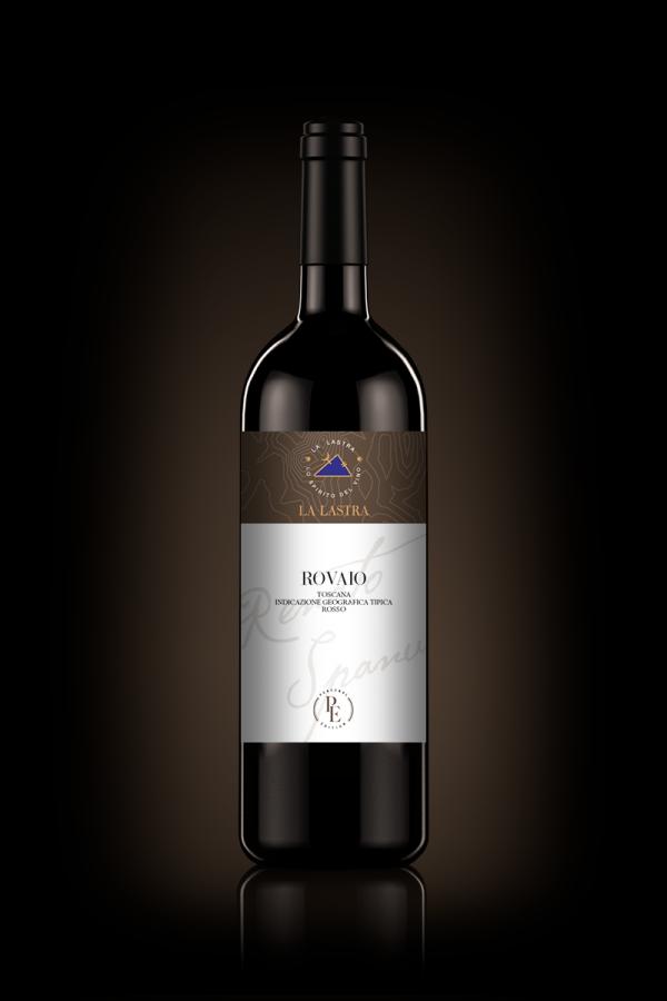 """Vino Rosso Biologico """"Rovaio"""" - Personal Edition - Acquista Online"""