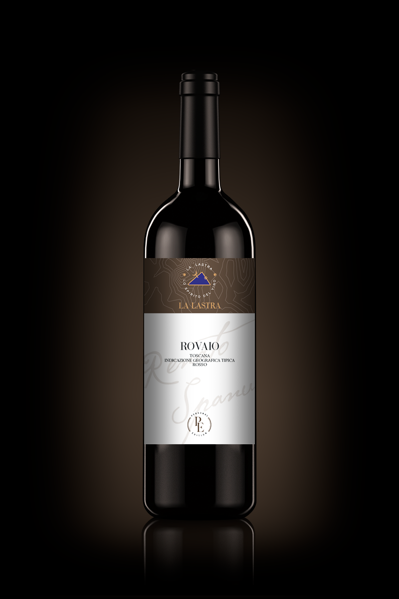 "Organic Red Wine - ""Rovaio"" - Personal Edition - Tuscany - Buy Online"