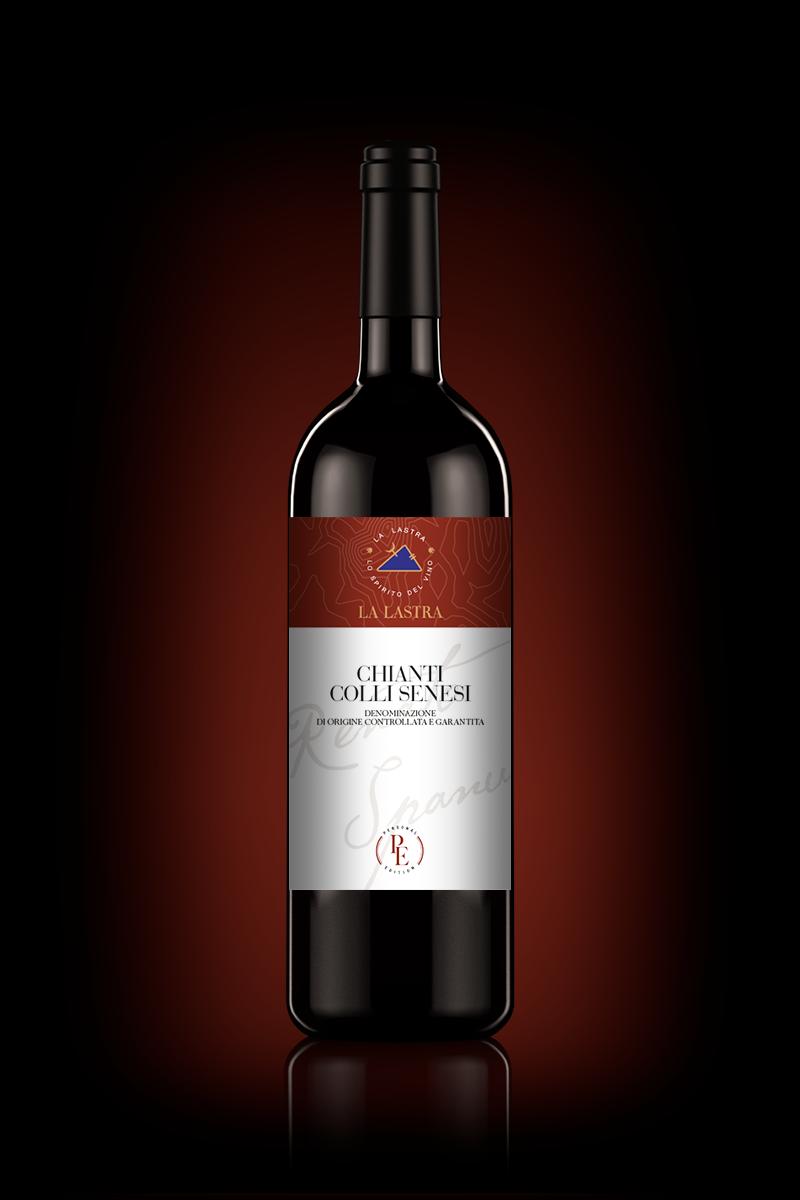 Organic Red Wine - Chianti Colli Senesi - P.E. - Tuscany - Buy Online