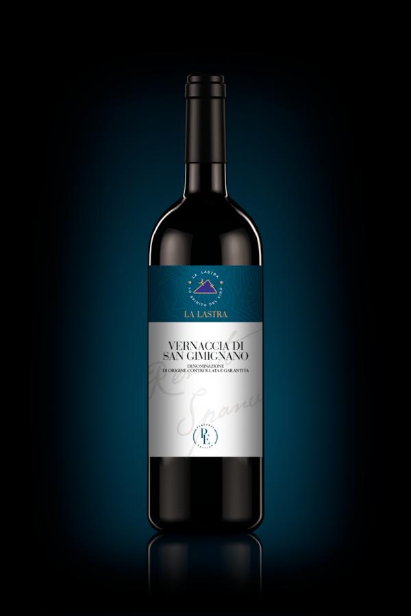 Organic White Wine - Vernaccia di San Gimignano - P.E. - Buy Online