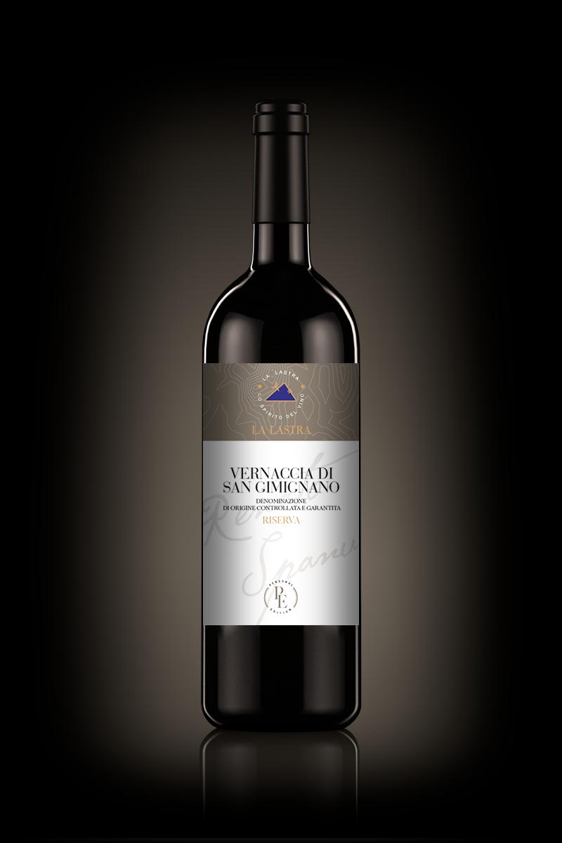 Organic White Wine - Vernaccia di San Gimignano Riserva - Buy Online