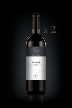 IGT Toscana Rosso Merlot - Biologico - Personal Edition - n°2 Bott. 0,75 Lt
