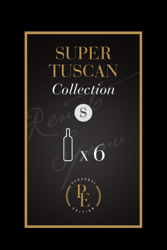 """Super Tuscan"" Collection - Size S - Buy Online Organic Wines"