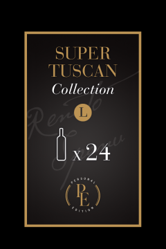 """Super Tuscan"" Collection - Size L - Buy Online Organic Wines"