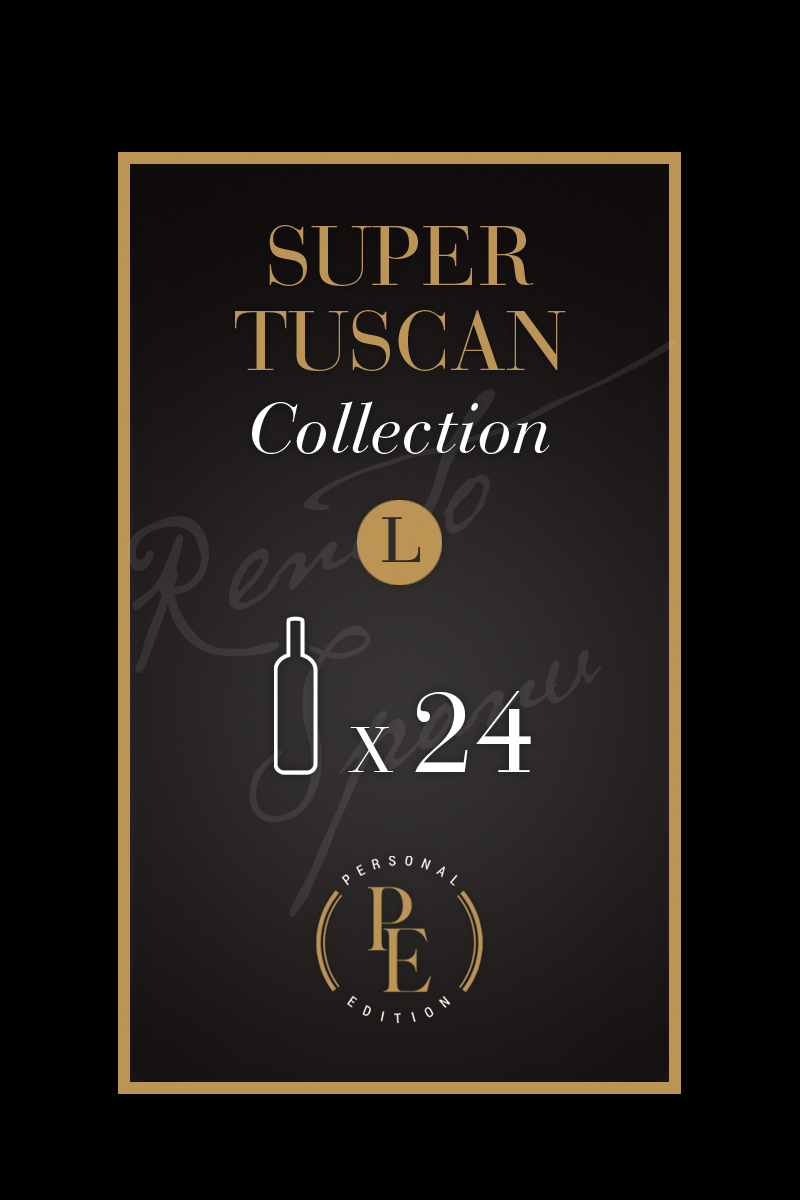 "Collezione ""Super Tuscan"" - Tg. L - Acquista Online Vini Biologici"