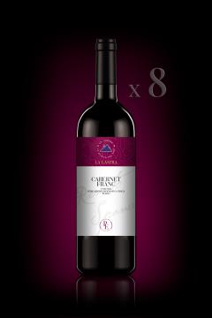IGT Toscana Rosso Cabernet Franc - Organic - Personal Edition - n°8 Bott. 0,75 Lt
