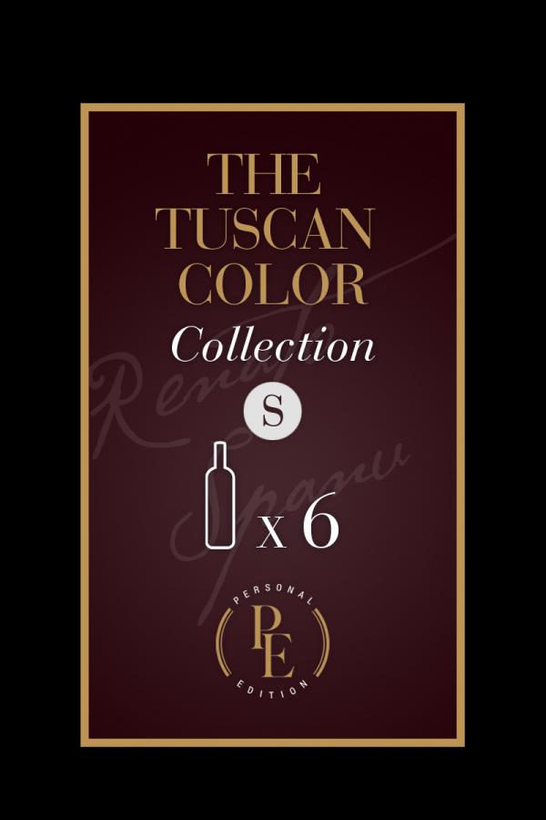 """Collezione """"I Colori della Toscana"""" - Tg. S - Vini Biologici Online"""