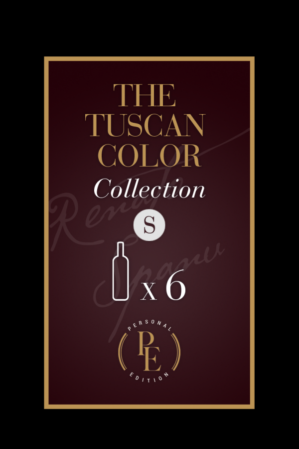 """The Tuscan Color"" Collection - Size S - Buy Online Organic Wines"