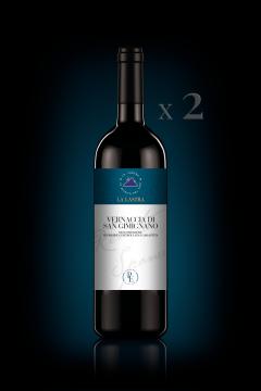 Vernaccia di San Gimignano DOCG - Biologico - Personal Edition - n°2 Bott. 0,75 Lt