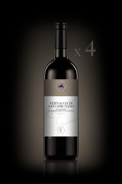 Vernaccia di San Gimignano DOCG Riserva - Organic - Personal Edition - n°4 Bott. 0,75 Lt