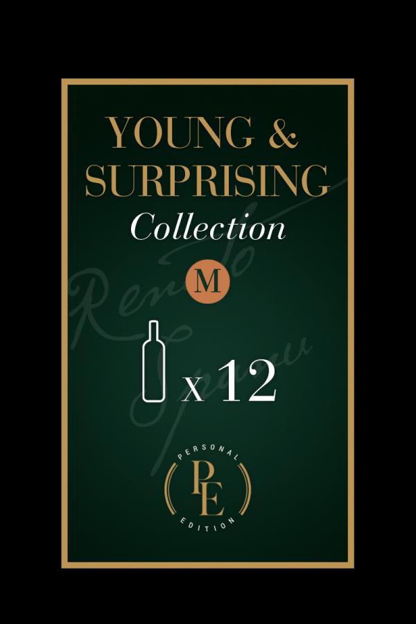 """Collezione """"Giovani e Sorprendenti"""" - Tg. M - Vini Biologici Online"""