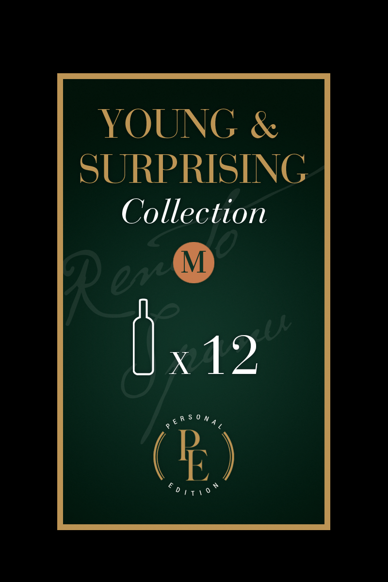 """""""Young & Surprising"""" Collection - Size M - Buy Online Organic Wines"""