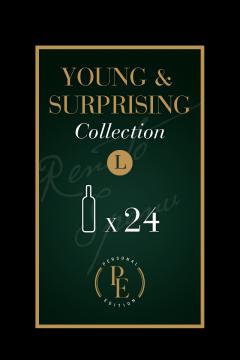 """Collezione """"Giovani e Sorprendenti"""" - Tg. L - Vini Biologici Online"""