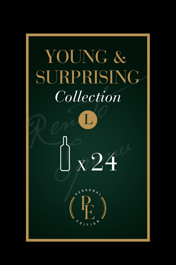 """""""Young & Surprising"""" Collection - Size L - Buy Online Organic Wines"""