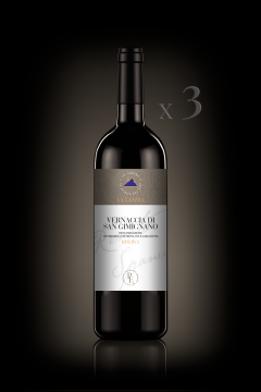 Vernaccia di San Gimignano DOCG Riserva - Organic - Personal Edition - n°3 Bott. 0,75 Lt