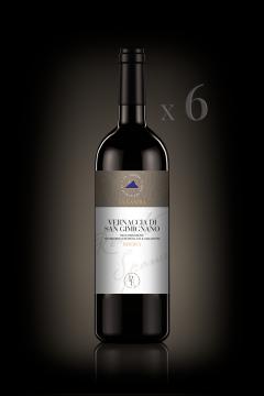 Vernaccia di San Gimignano DOCG Riserva - Organic - Personal Edition - n°6 Bott. 0,75 Lt