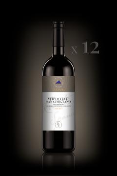 Vernaccia di San Gimignano DOCG Riserva - Organic - Personal Edition - n°12 Bott. 0,75 Lt
