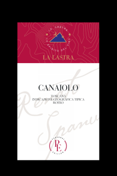 "IGT Toscana Rosso ""Canaiolo"" - Biologico - Personal Edition - Bott. 0,75 Lt"