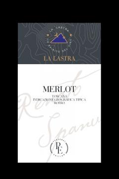 "IGT Toscana Rosso ""Merlot"" - Organic - Personal Edition - Bott. 0,75 Lt"