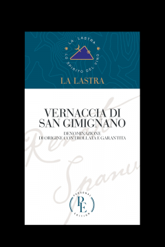 Vernaccia di San Gimignano DOCG - Biologico - Personal Edition - Bott. 0,75 Lt