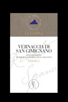 Vernaccia di San Gimignano DOCG Riserva - Organic - Personal Edition - Bott. 0,75 Lt