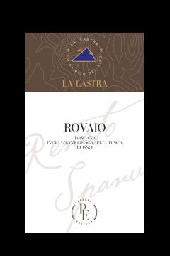 "IGT Toscana Rosso ""Rovaio"" - Organic - Bott. 0,75 Lt"