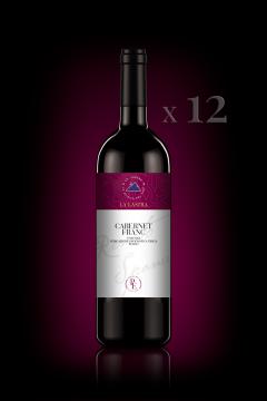 "IGT Toscana Rosso ""Cabernet Franc"" - Biologico - Personal Edition - 12 Bott. 0,75 Lt"