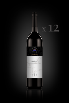 "IGT Toscana Rosso ""Passito"" - Biologico - Personal Edition - 12 Bott. 0,75 Lt"