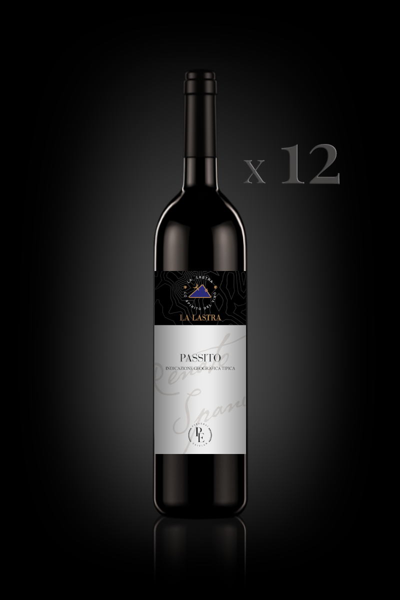 "IGT Toscana Rosso ""Passito"" - Organic - Personal Edition - 12 Bott. 0,75 Lt"
