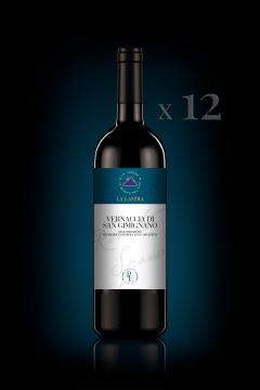 Vernaccia di San Gimignano DOCG - Biologico - Personal Edition - 12 Bott. 0,75 Lt