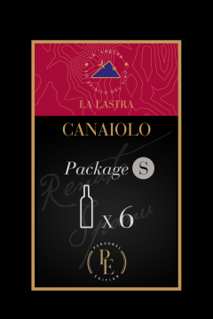 "Package Size S - Organic Red Wine ""Canaiolo Nero"" - Tuscany - Buy Online"