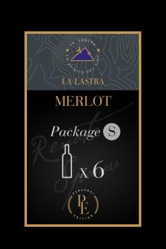 """Confezione Tg. S - Vino Rosso Biologico """"Merlot"""" - Toscana - Acquista Online"""