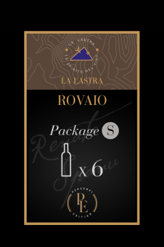 """Package Size S - Organic Red Wine """"Rovaio"""" - Tuscany - Buy Online"""