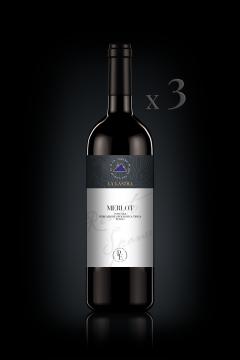 IGT Toscana Rosso Merlot - Biologico - Personal Edition - n°3 Bott. 0,75 Lt