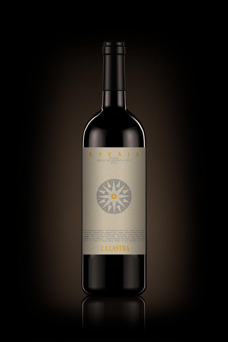 """Vino Rosso Biologico """"Rovaio"""" - Super Tuscan - Acquista Online"""