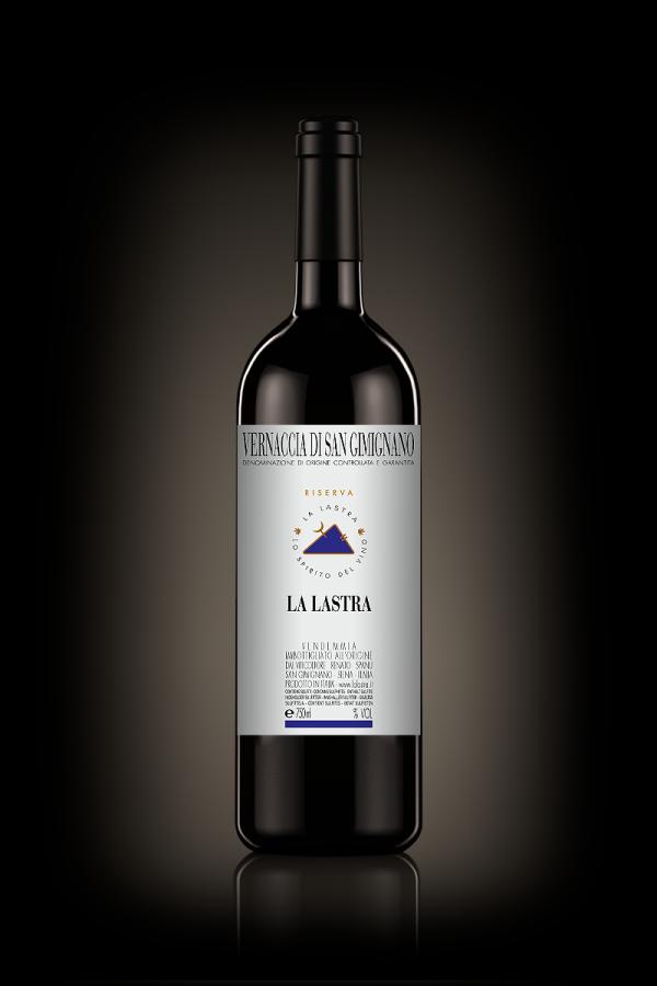 Vino Bianco Biologico - Vernaccia di San Gimignano Riserva - Toscana