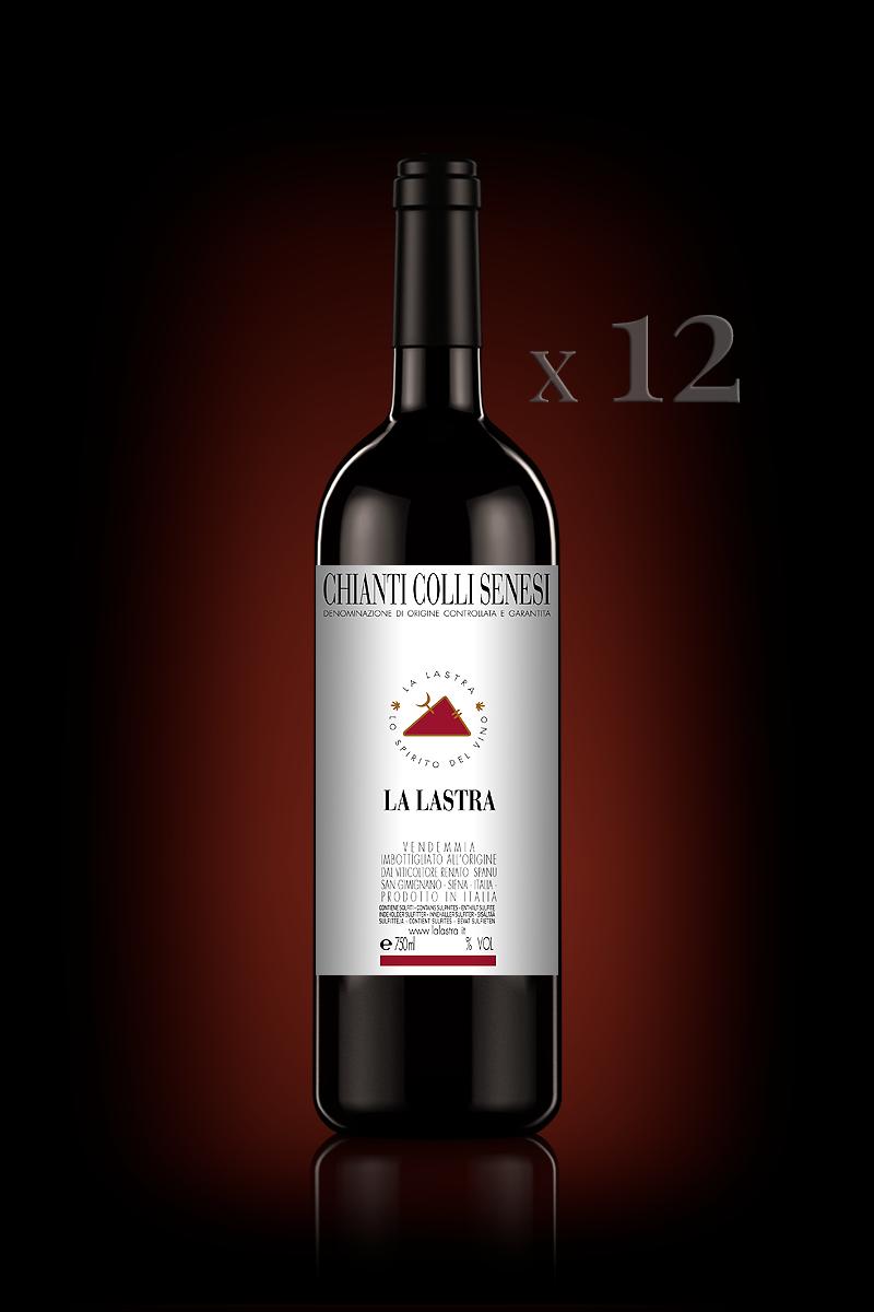 Package Size M - Organic Red Wine - Chianti Colli Senesi  - Tuscany - Buy Online