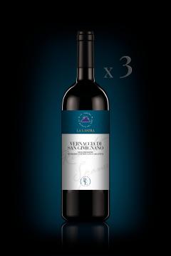 Vernaccia di San Gimignano DOCG - Biologico - Personal Edition - n°3 Bott. 0,75 Lt