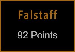 Punteggio dei nostri vini bianchi da parte di Falstaff wine & food